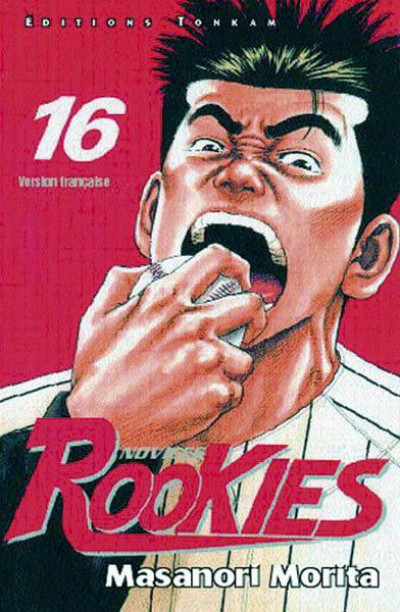 Couverture rookies tome 16