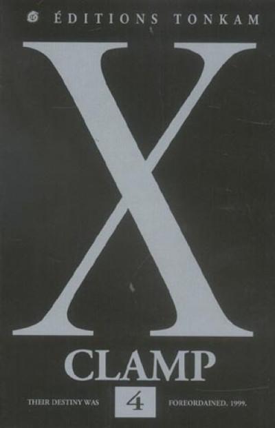 image de x tome 4
