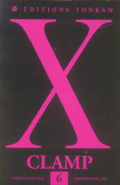image de x tome 6