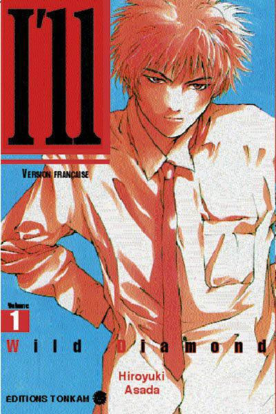 Couverture i'll tome 1