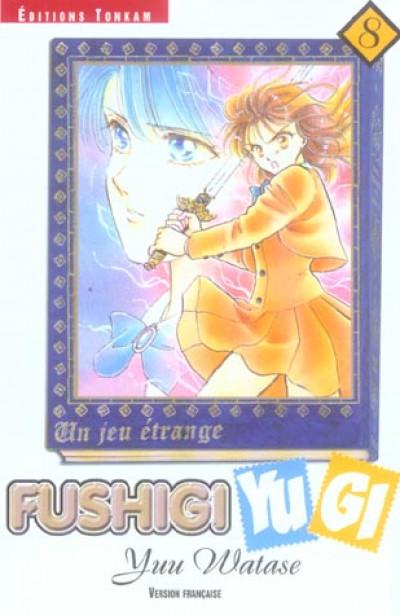 Couverture fushigi yugi tome 8
