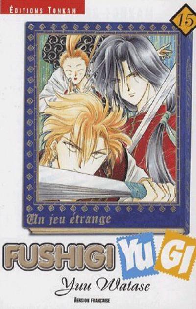 Couverture fushigi yugi tome 15