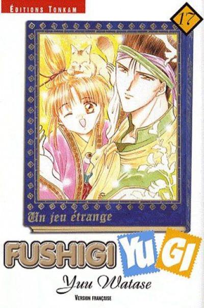 Couverture fushigi yugi tome 17
