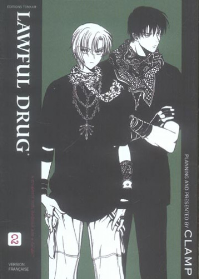 Couverture Lawful drug tome 2