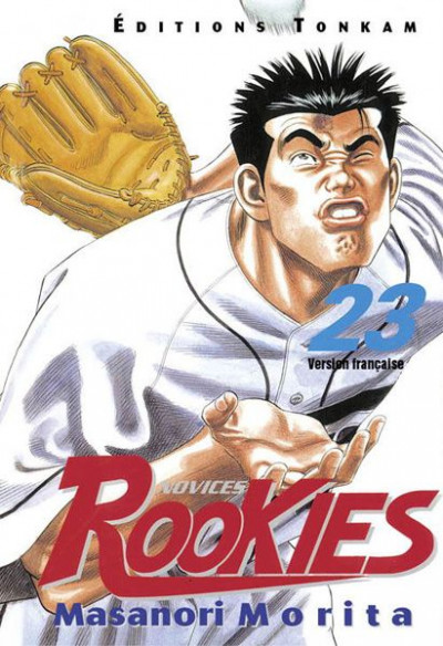 Couverture rookies tome 23