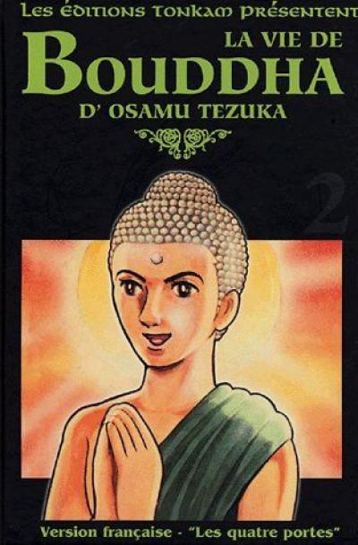 Couverture la vie de bouddha tome 2