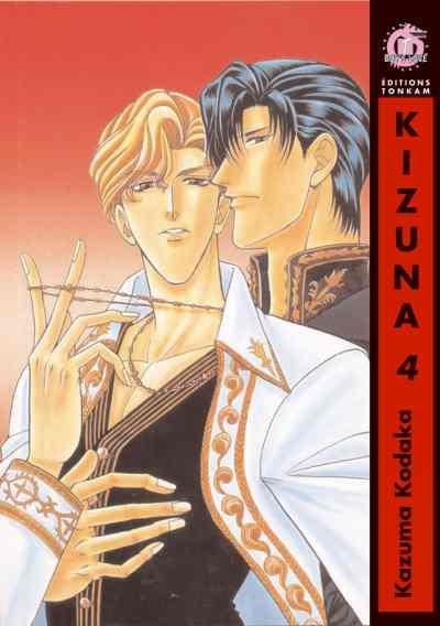 Couverture kizuna tome 4