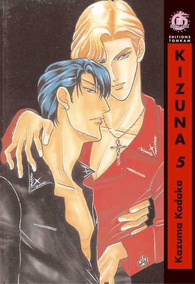 Couverture kizuna tome 5