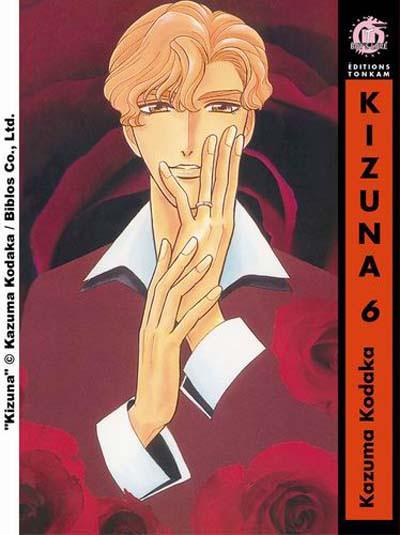 Couverture Kizuna tome 6