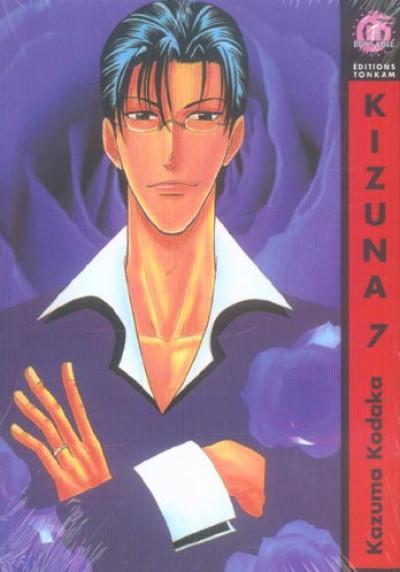Couverture Kizuna tome 7