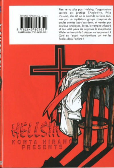 Dos hellsing tome 2
