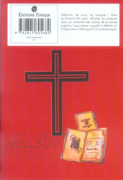 Dos hellsing tome 5