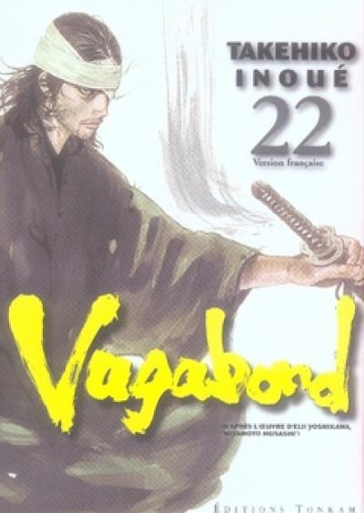 Couverture vagabond tome 22