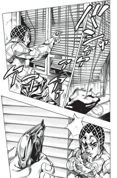 Page 6 Jojo's bizarre adventure - golden wind - tome 4