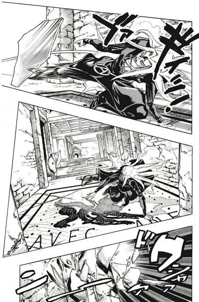 Page 6 golden wind - jojo's bizarre adventure tome 6
