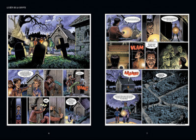 Page 1 les contes d'outre-tombe