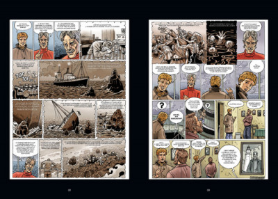 Page 2 les contes d'outre-tombe