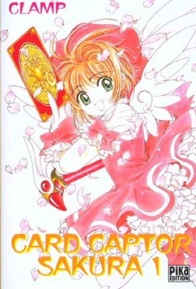 Couverture card captor sakura tome 1