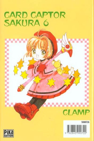 Dos card captor sakura tome 6