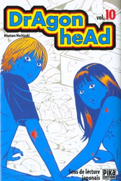 Couverture dragon head tome 10