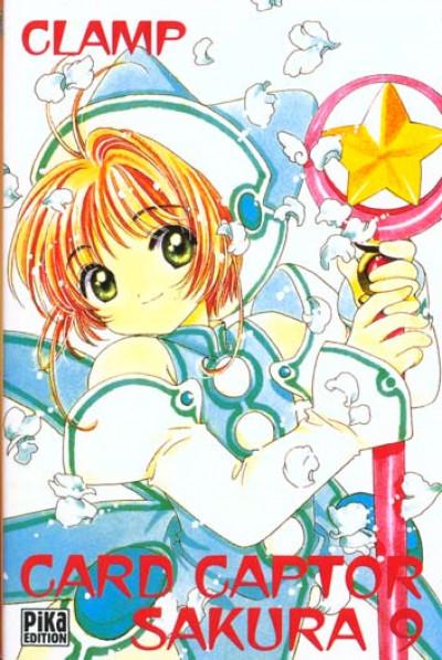 Card Captor Sakura. Artbook Tome 1 - Clamp