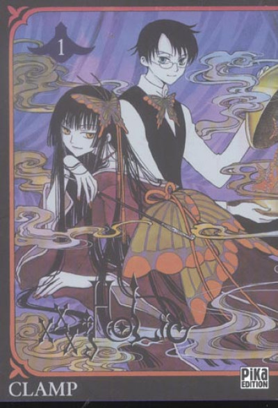 Couverture xxx holic tome 1