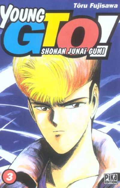 Couverture young gto tome 3