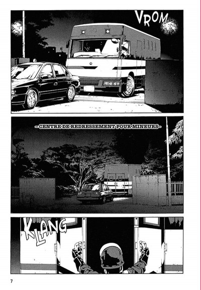 Page 6 MPD psycho tome 9