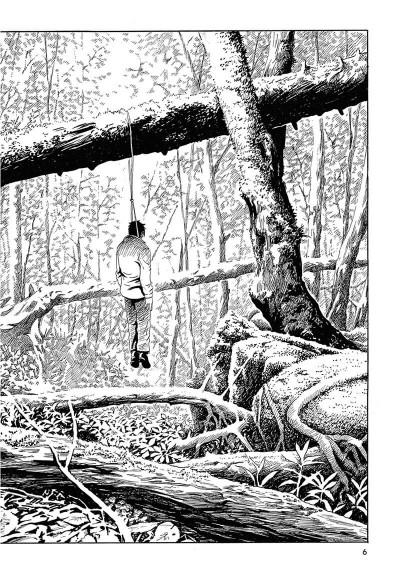 Page 7 kurosagi, livraison de cadavres tome 1