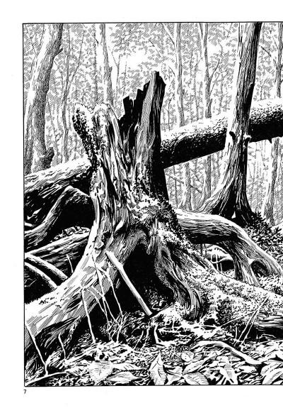 Page 8 kurosagi, livraison de cadavres tome 1