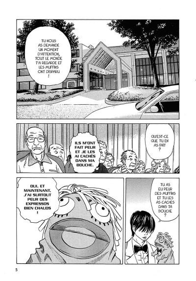 Page 6 kurosagi, livraison de cadavres tome 5