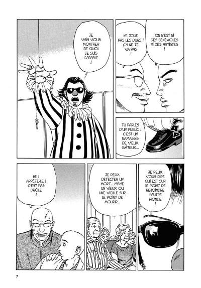 Page 8 kurosagi, livraison de cadavres tome 5