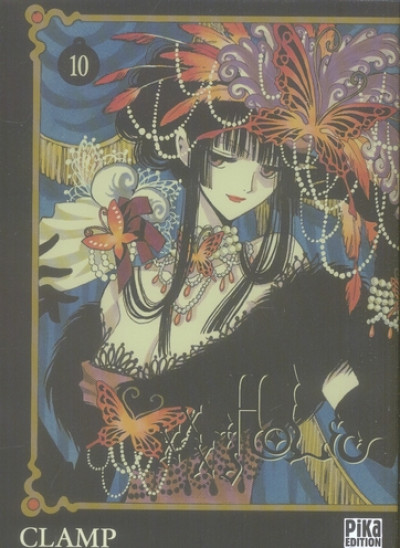 Couverture xxx holic tome 10