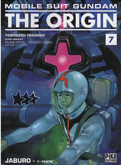 Couverture Mobile suit gundam - the origin tome 7