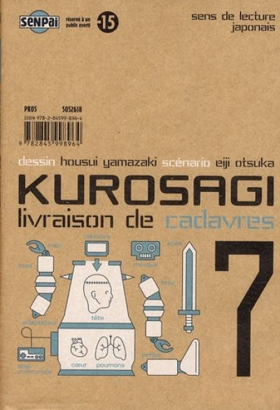 Dos kurosagi, livraison de cadavres tome 7