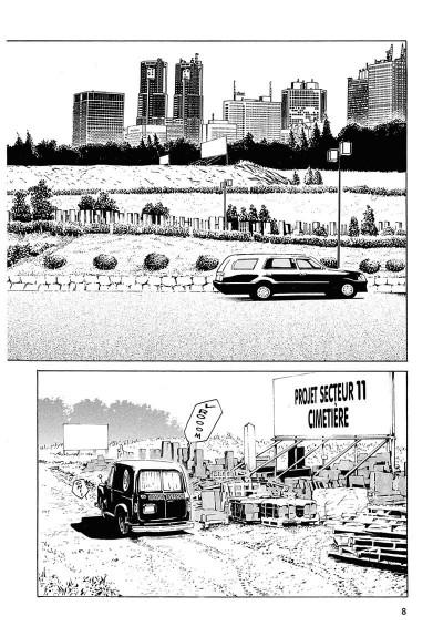 Page 9 kurosagi, livraison de cadavres tome 7