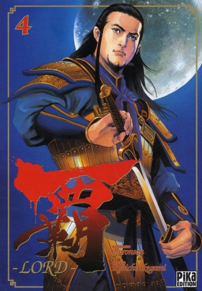 Couverture lord tome 4