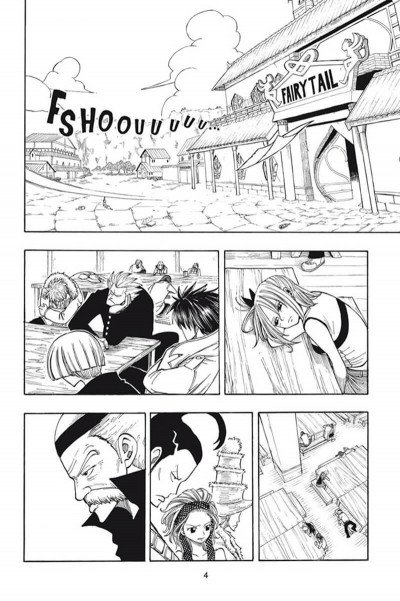 Page 5 fairy tail tome 4