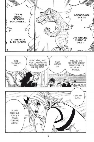 Page 7 fairy tail tome 4