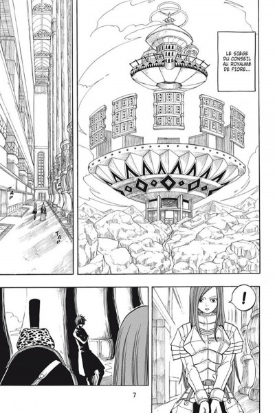 Page 8 fairy tail tome 4