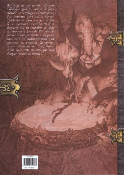 Dos Bafflerog le sorcier tome 1 - le grand voyage