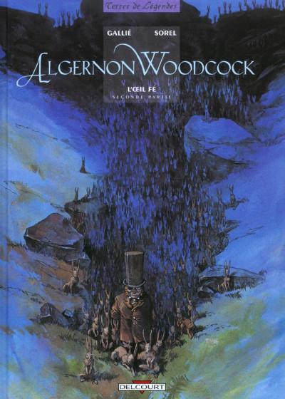image de algernon woodcock tome 2 - l'oeil fé seconde partie