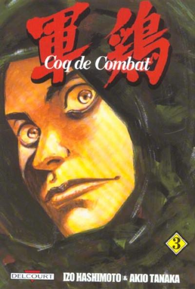 Couverture coq de combat tome 3