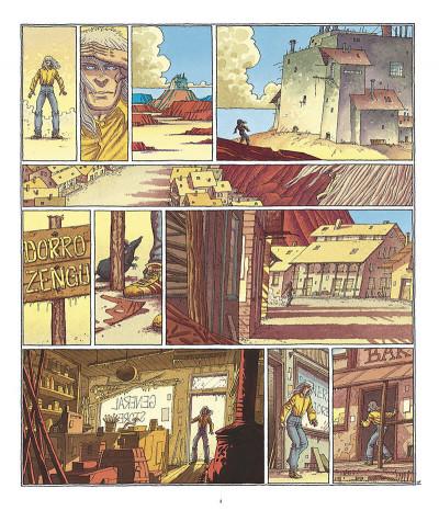 Page 5 arq tome 7 - dorro zengu