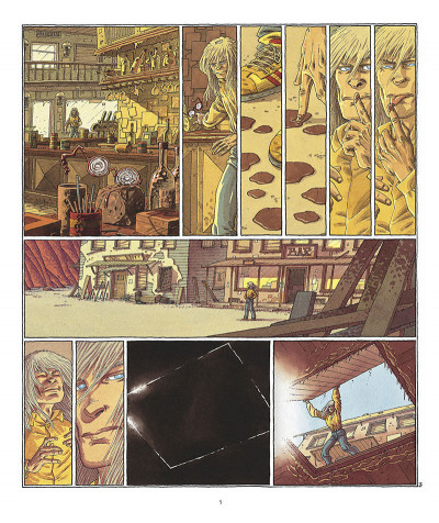 Page 6 arq tome 7 - dorro zengu