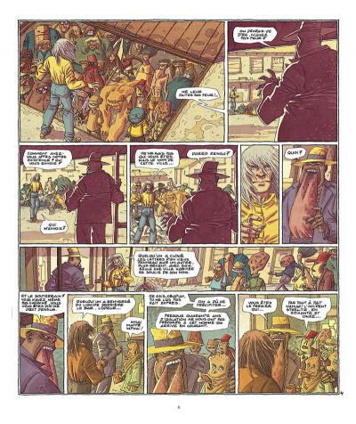 Page 7 arq tome 7 - dorro zengu