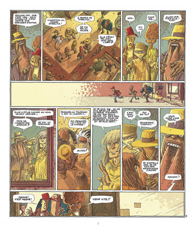 Page 8 arq tome 7 - dorro zengu