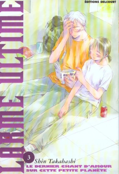 Couverture larme ultime tome 3