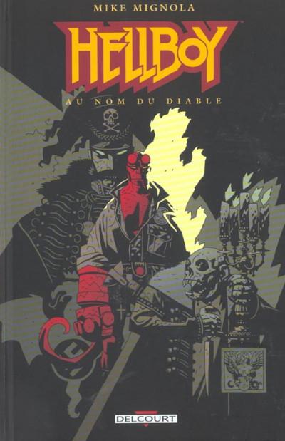 image de hellboy tome 2 - au nom du diable