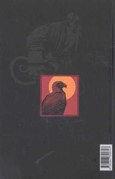 Dos hellboy tome 2 - au nom du diable